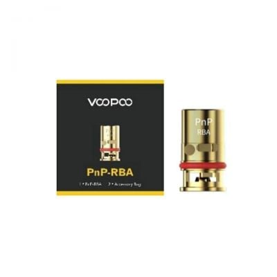 Voopoo PnP RBA Replacement Coil 1Pack