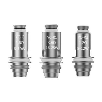 VooPoo YC Replacement Coils - 5-Pack