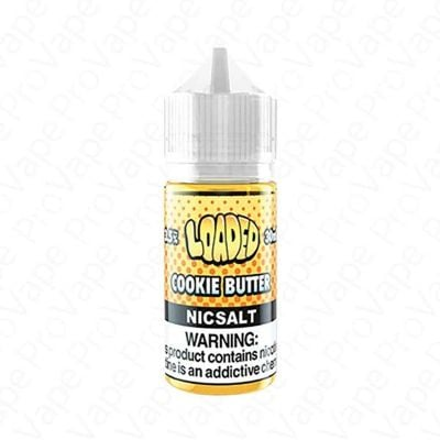 Cookie Butter Salt Loaded 30mL