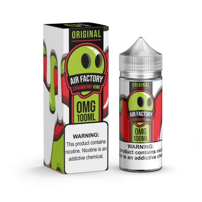 Strawberry Kiwi - Air Factory Originals - 100mL