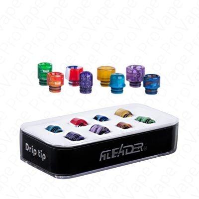 Aleader Drip Tip 8PCS