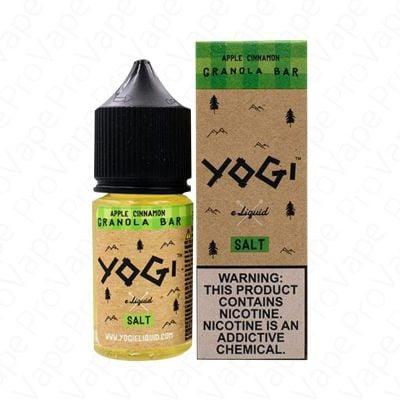 Apple Cinnamon Granola Bar Salt Yogi 30ml