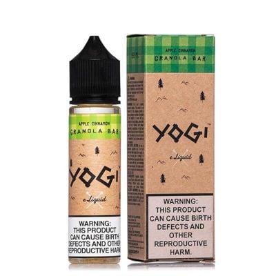 Apple Cinnamon Granola Bar Yogi 60mL-0mg