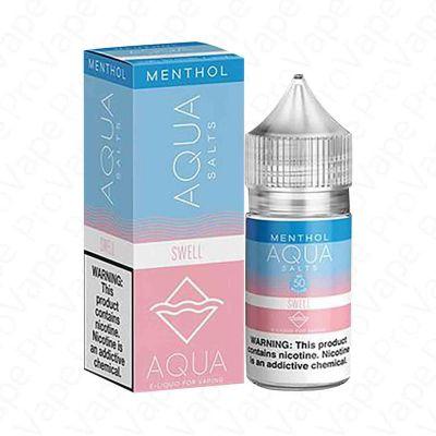 SWELL Menthol Salt AQUA 30mL