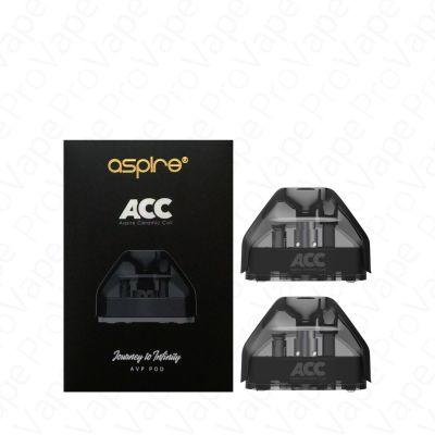 Aspire AVP Ceramic Coil Replacement Pod 2PCS-2ml