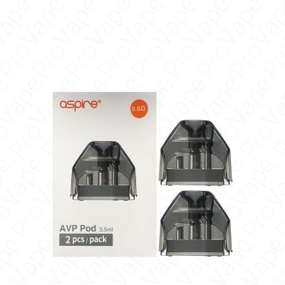 Aspire AVP Mesh Coil Replacement Pod 2PCS