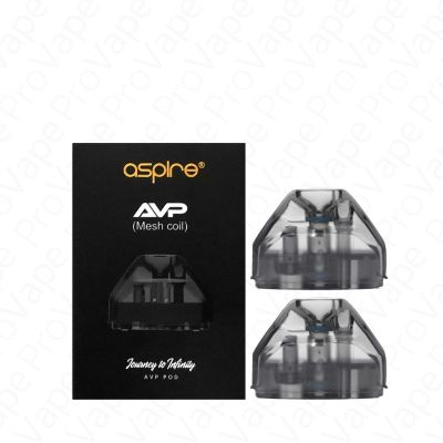 Aspire AVP Mesh Coil Replacement Pod 2PCS-2ml