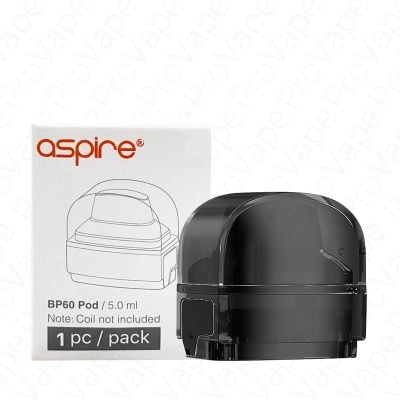 Aspire BP60 Replacement Pod 1Pack