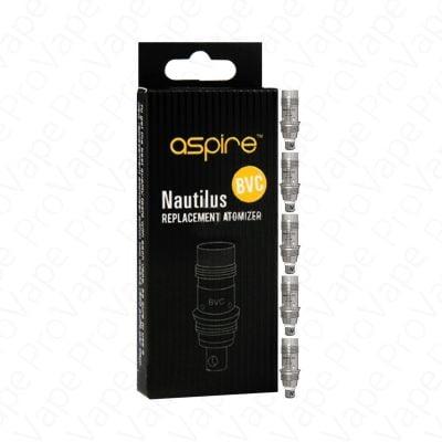 Aspire Nautilus BVC Replacement Coils 5PCS