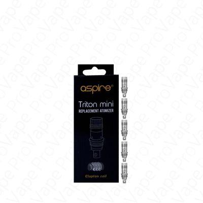 Aspire Triton Mini Replacement Coils 5PCS
