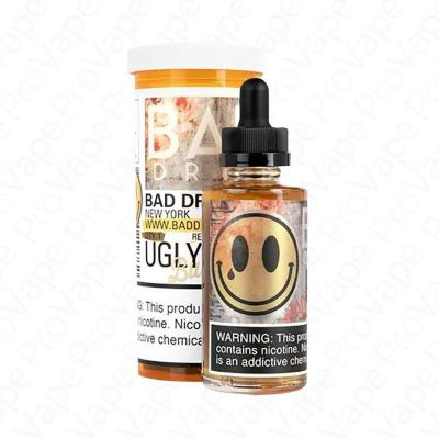 UGLY BUTTER - SALT - BAD DRIP LABS - 30ML-25mg