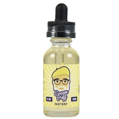 Banana – Cream Puff Factory – 30mL