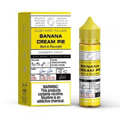 Banana Cream Pie Basix Glas Vapor 60mL