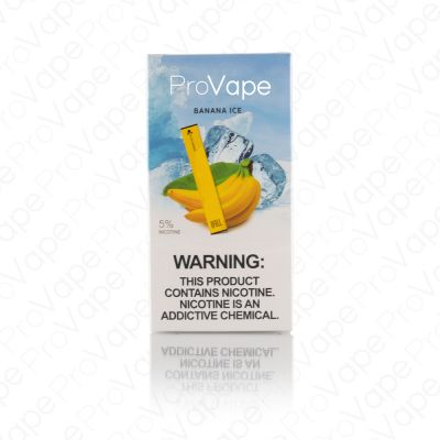 ProVape Disposable Pod - Banana Ice (10 pack)