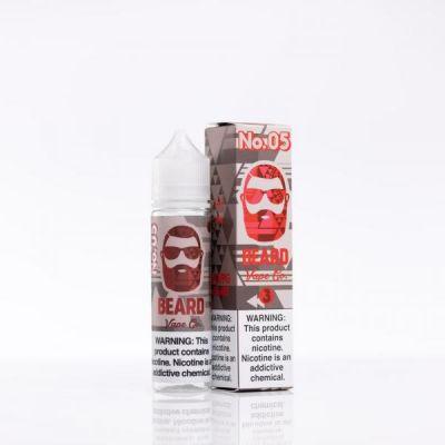 Beard Vape Co - No. 05-0mg-60ml