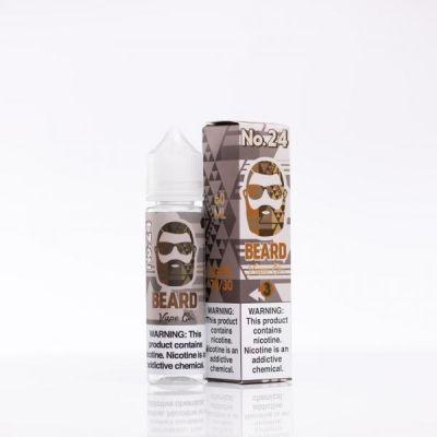 Beard Vape Co - No. 24-0mg-60ml