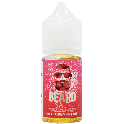 Beard Salts E-Liquid - No. 05-30mg-30ml