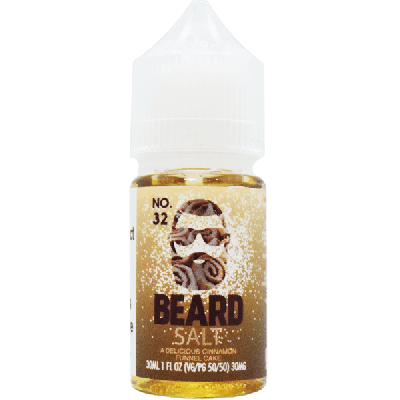 No. 32 - Salt - Beard Vape Co. - 30mL