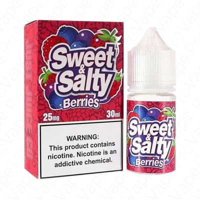 Berries Sweet & Salty 30mL