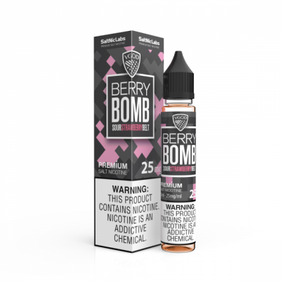 Berry Bomb – SaltNic Labs – VGOD – 30mL