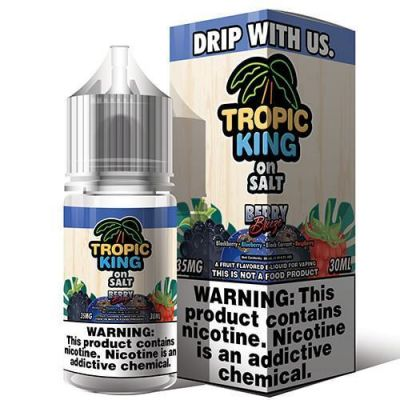Berry Breeze on Salt by Tropic King
