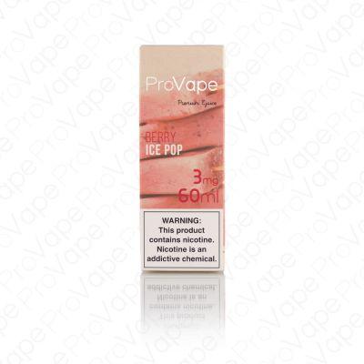 ProVape Premium e-Liquid - Berry Ice Pop
