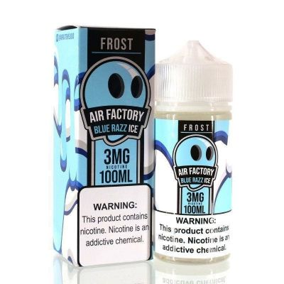 Blue Razz Ice - Air Factory - Frost - 100mL