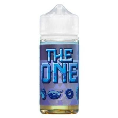 The One Blueberry - Beard Vape Co. - 100mL