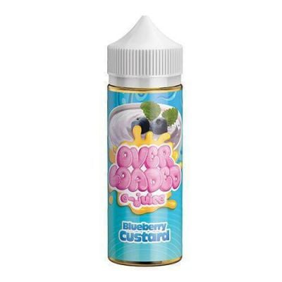 Blueberry Custard - Overloaded - 120mL
