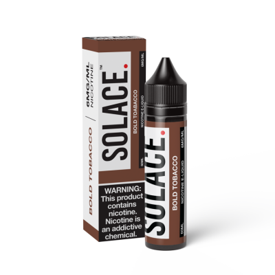 Bold Tobacco Solace 60mL