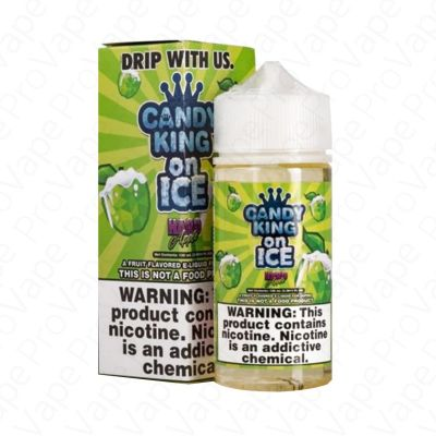 Hard Apple Ice Candy King 100mL