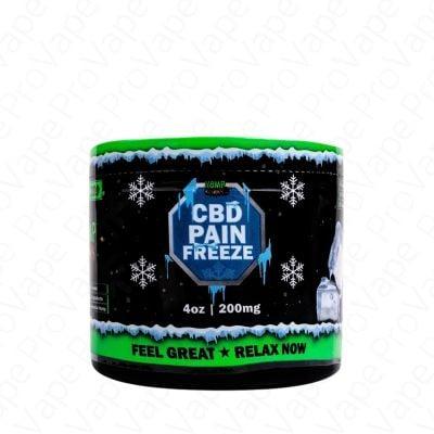 CBD Pain Freeze Hemp Bombs 50mg