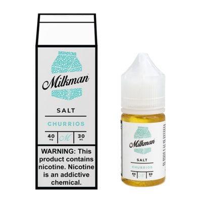 Churrios – The Milkman Salt – 30mL