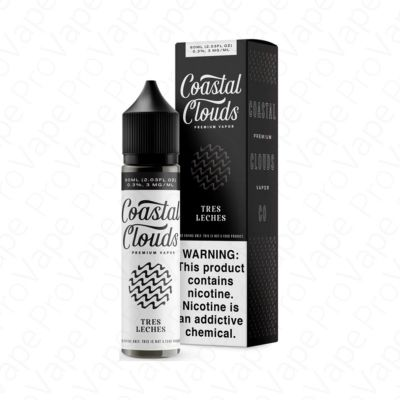 Tres Leches Coastal Clouds 60mL