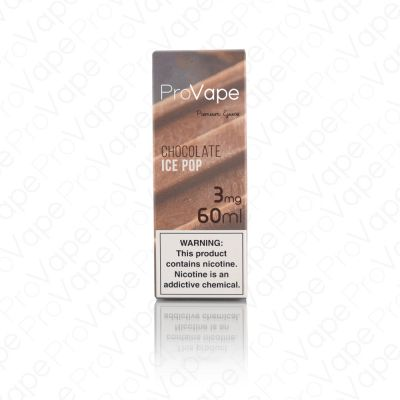 ProVape Premium e-Liquid - Chocolate Ice Pop