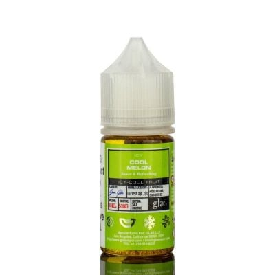 Cool Melon Basix Salt Glas Vapor 30mL-30mg