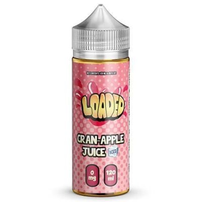 Cran Apple Iced - Loaded - 120mL
