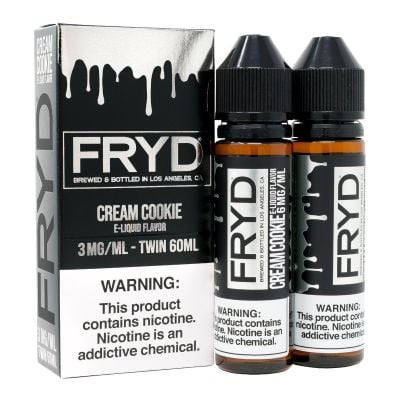 Cream Cookie - FRYD E-Liquid - 120mL