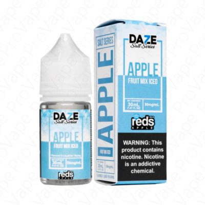 APPLE FRUIT MIX ICED - SALT - REDS APPLE DAZE - 30ML-30mg