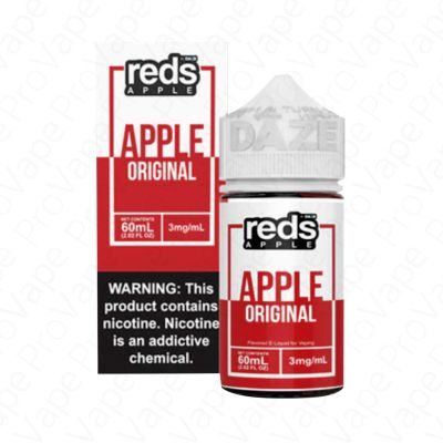 Original Reds Apple 7 Daze 60mL