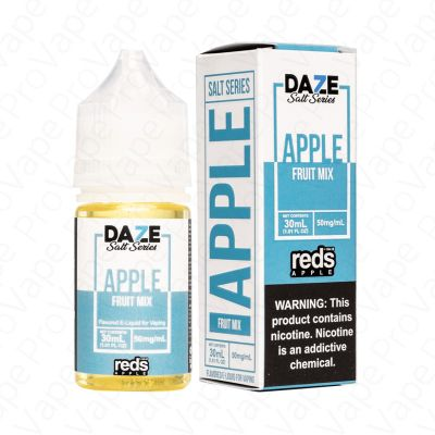 APPLE FRUIT MIX - SALT - REDS APPLE DAZE - 30ML-30mg