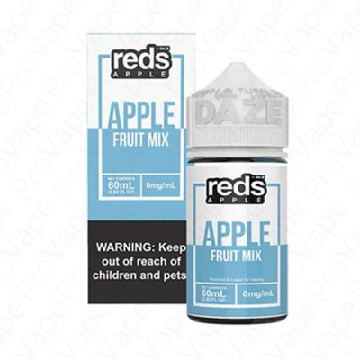 Apple Fruit Mix Reds Apple Daze 60mL