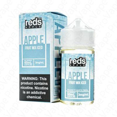 Apple Fruit Mix Iced Reds Apple Daze 60mL