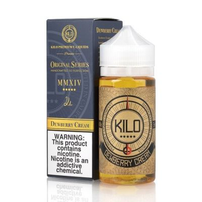 Dewberry Cream – Kilo Original Series – 100mL