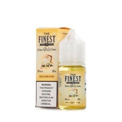 Vanilla Almond Custard Salt The Finest 30mL