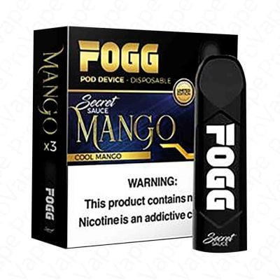 Mango Secret Sauce Disposable Pod Device 5.0% FOGG 3PCS