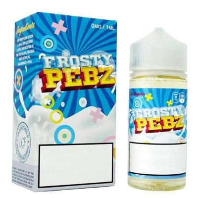 Frosty PEBZ Eliquid 100mL