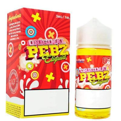 Original - Pebz E-Liquid - 100mL