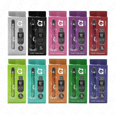 G Dr King 650mAh Variable Voltage Battery