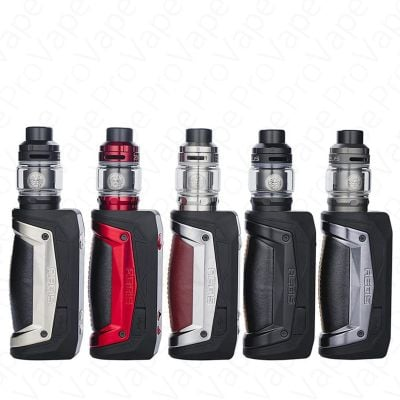 Geek Vape Aegis Max 100W with Zeus Sub-Ohm Starter Kit